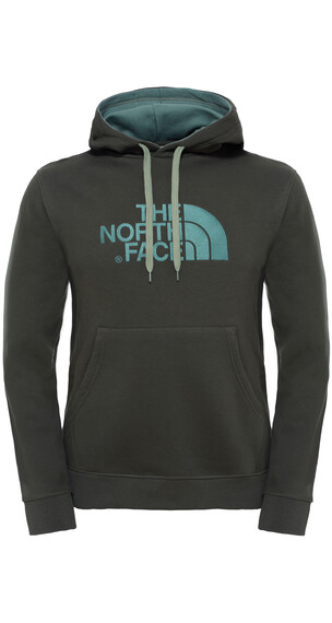 The North Face Drew Peak Pullover Hoodie Men Rosin Green
